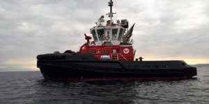 Seaspan Marine received the first of two secondhand tugs from Sanmar
