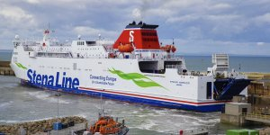 Stena Nordica returns to its previous route between Gdynia and Karlskrona