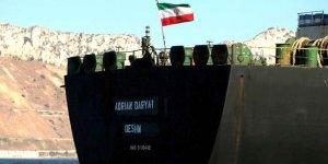 Iranian-flagged oil tanker leaves Venezuela for Iran's Kharg Island