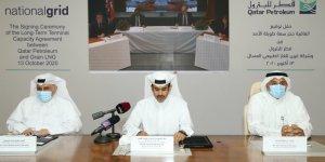 Qatar Petroleum books capacity at Grain LNG Terminal