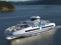 Two Damen ferries for British Columbia, Canada
