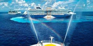 Celebrity Cruises wecomes Celebrity Apex