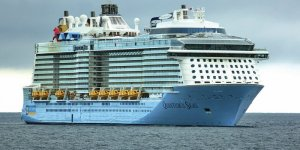 Royal Caribbean evaluates potential west coast cruise program