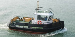 Corps van Vletterlieden orders new tug from Damen Shipyards