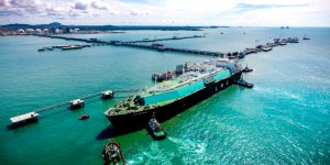 Pengerang LNG secures $409 million financing