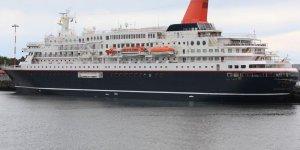 Japanese cruise ship Nippon Maru resumes its domestic service