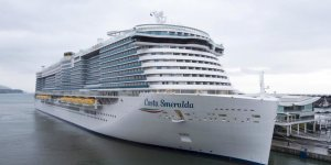 Carnival Corporation's Costa Cruises completes Italy's first LNG bunkering
