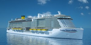 Costa Cruises plans to sail away to China for 2021
