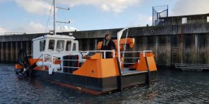 The Marine Group expands its dredging capabilities