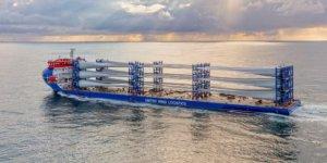 Second MHI Vestas deck carrier sails away to Europe
