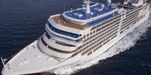 Fincantieri delivers Silversea's latest vessel