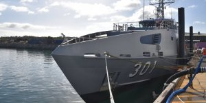 Austal Australia delivers another patrol boat to Australian Department of Defence