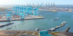 Rotterdam Port performs trial with water injection dredging