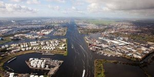 Port of Amsterdam facilitates degassing tests for barges