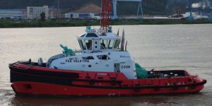 Singapore's PSA Marine receives two new tugs