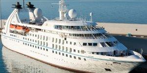 Fincantieri shipyard delivers Star Breeze to Windstar Cruises