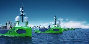 Ocean Infinity expands its robotic vessels fleet