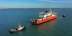 New icebreaker of Australia begins sea trials