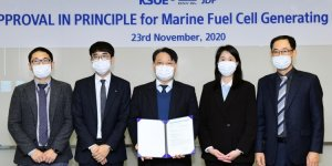 Korea Shipbuilding to work for DNV GL's AIP for solid oxide fuel cell