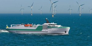 French shipbuilder Piriou designs new cable layer