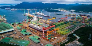 Samsung receives LNG carrier order from unspecified Oceania client