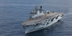 Brazil to reclassify Atlantico amphibious ship as aircraft carrier
