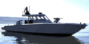 Metal Shark finalized four-year run of production development for NYC Ferry