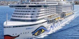 AIDA returns cruising with AIDAperla