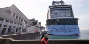 Quantum of the Seas returns to Singapore earlier than its schedule