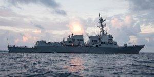 US Navy conducts maritime interdiction in international waters of Arabian Sea