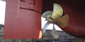 Wärtsilä propeller solutions make energy savings possible