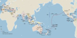 Viking Cruise offers its guests 138-Day cruise