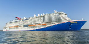 Meyer Turku delivers LNG-powered Mardi Gras to Carnival Cruise Line