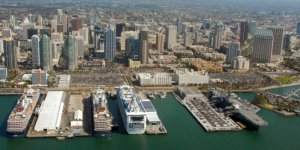 San Diego Port waits for technical calls from five ships