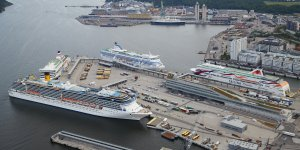 Ports of Stockholm continues to work on renewable energy