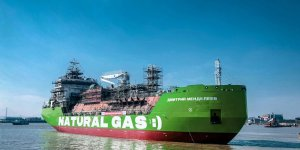 Russia's Gazprom Neft launches country's first LNG bunkering vessel