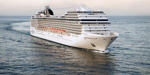 MSC Cruises postpones MSC Magnifica's restart to February 14