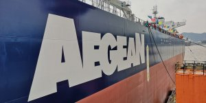 Greek shipping company Aegean orders another eco-friendly aframax