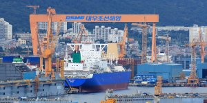 Daewoo revealed a contract termination for 6 containerships
