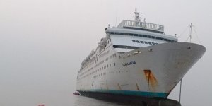 Former Carnival Cruise Line ship reaches India for scrapping