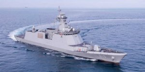 South Korean Navy formally commissions Daegu-class frigate ROKS Gyeongnam