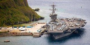 Guam hosts anti-submarine warfare exercise Sea Dragon 2021