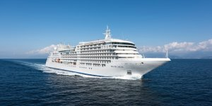 Fincantieri delivers Silversea Cruises' latest vessel Silver Dawn