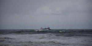 Palau-flagged vessel sinks off Black Sea coast of Turkey