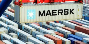 Maersk ship loses 750 boxes during another Pacific storm