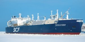 Russian Arctic LNG tanker experiences propulsion problem