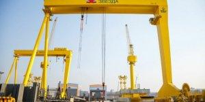 Zvezda Shipbuilding holds steel cutting ceremony for Novatek's new vessel