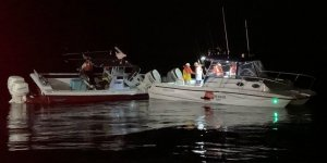 US Coast Guard helps 7 people after boat collision near Fort Pierce