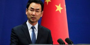 """China's Foreign Ministry: """"US ships are not conducive to peace in the region"""""""