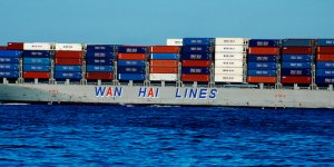 Taiwan's Wan Hai orders 12 boxships at Nihon Shipyard